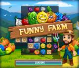 Funny Farm Browser Title and loading screen