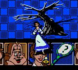Disney's Beauty and the Beast: A Board Game Adventure Game Boy Color Land on the square and play the mini-game.