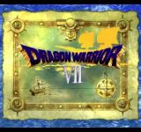 Dragon Warrior VII PlayStation Title screen