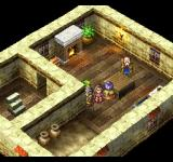 Dragon Warrior VII PlayStation Getting an isometric view here with camera rotation. One of the many, many indoor locations in this game