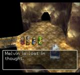 Dragon Warrior VII PlayStation Yeah, that happened to me a few times. Such comments appear when you inspect things the game doesn't expect you to inspect
