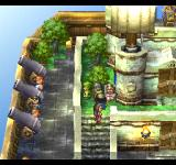 Dragon Warrior VII PlayStation Ship journey! Can I shoot from those cannons? Please?..