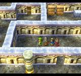 Dragon Warrior VII PlayStation Exploring a tower dungeon
