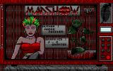 Mad Show Amiga Title screen