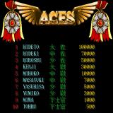 Wings of Fury Sharp X68000 Top 10 Aces