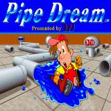 Pipe Dream Sharp X68000 Title screen