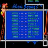 "Pipe Dream Sharp X68000 High scores for ""NOMAL"" rank"
