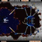 Sol-Feace Sharp X68000 First boss