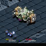 Viewpoint Sharp X68000 First boss