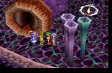 Grandia PlayStation A late-game dungeon. As usually in Japanese RPGs, it means organic materials begin to prevail