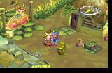 "Grandia PlayStation As opposed to the fairly bland dungeons, populated areas in this game often have a cozy, colorful, almost ""creamy"" vibe"