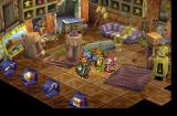 Grandia PlayStation Item shop. Those icons destroy the atmosphere, in my opinion