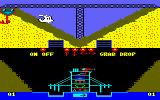 Pneumatic Hammers Amstrad CPC Using the crane.