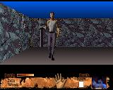 Prawo krwi Amiga Mission 2 first person perspective shooter
