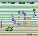 Space Harrier Sharp X68000 Stage 8