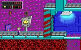 Commander Keen: Aliens Ate My Babysitter! DOS Near one of the exits... (EGA)