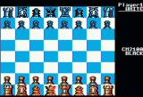 The Fidelity Chessmaster 2100 Apple II 2D perspective