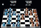 The Fidelity Chessmaster 2100 Apple II The board can be rotated