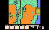 Yogi Bear & Friends in the Greed Monster: A Treasure Hunt Atari 8-bit No passage here
