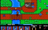 Yogi Bear & Friends in the Greed Monster: A Treasure Hunt Amiga On the bridge