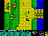 Yogi Bear & Friends in the Greed Monster: A Treasure Hunt ZX Spectrum No passage
