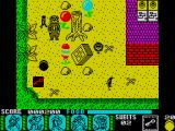 Yogi Bear & Friends in the Greed Monster: A Treasure Hunt ZX Spectrum Red key