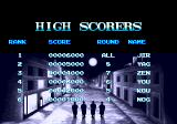 Dead Connection Arcade High Scorers
