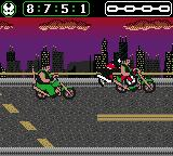Spawn Game Boy Color Another enemy on motorbike