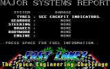 Fast Lane! The Spice Engineering Challenge Atari ST System report during a race