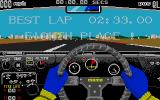 Fast Lane! The Spice Engineering Challenge Atari ST My best lap was at least good enough to qualify for the race