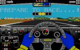 Fast Lane! The Spice Engineering Challenge Atari ST The race starts