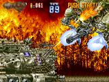 Gun Force II Arcade Boss fight
