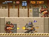 Gun Force II Arcade again in mech