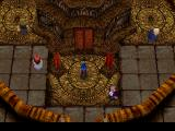 Legend of Legaia PlayStation A lavishly decorated temple