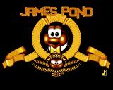 James Pond: Underwater Agent Amiga Title-2