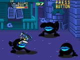 Ninja Baseball Bat Man Arcade Fight in the shadows