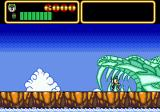 Wonder Boy III: Monster Lair Genesis Entering the skull