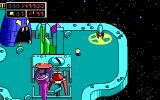 Commander Keen: Aliens Ate My Babysitter! DOS Commander Keen outside the Earth! (EGA)