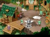 Rhapsody: A Musical Adventure PlayStation You visit a FROG village. All the inhabitants here are FROGS. What's wrong? You got a problem with that?..