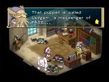 Rhapsody: A Musical Adventure PlayStation Tower of Wisdom. Meeting a supposedly wise geezer. He talks a lot of trash
