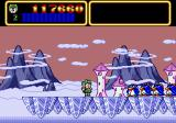 Wonder Boy III: Monster Lair Genesis A flock of penguins