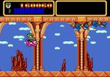Wonder Boy III: Monster Lair Genesis Round 6 (Shooter Scene)