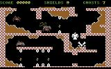Wheres My Bones? Commodore 64 Bones to collect.