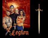 Legion Amiga Title screen