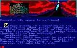 The Neverending Story Amstrad CPC Start of your adventure.