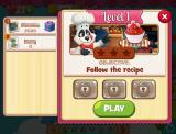 Cookie Jam Browser Starting level 1 (Personal names/photos blurred for privacy)