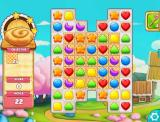 Cookie Jam Browser The waffle coned level