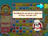 Cookie Jam Browser Introducing the rolling pin