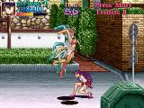 Pretty Soldier: Sailor Moon Arcade Attack from air