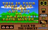 Skunny: Back to the Forest DOS The start of the first level.
